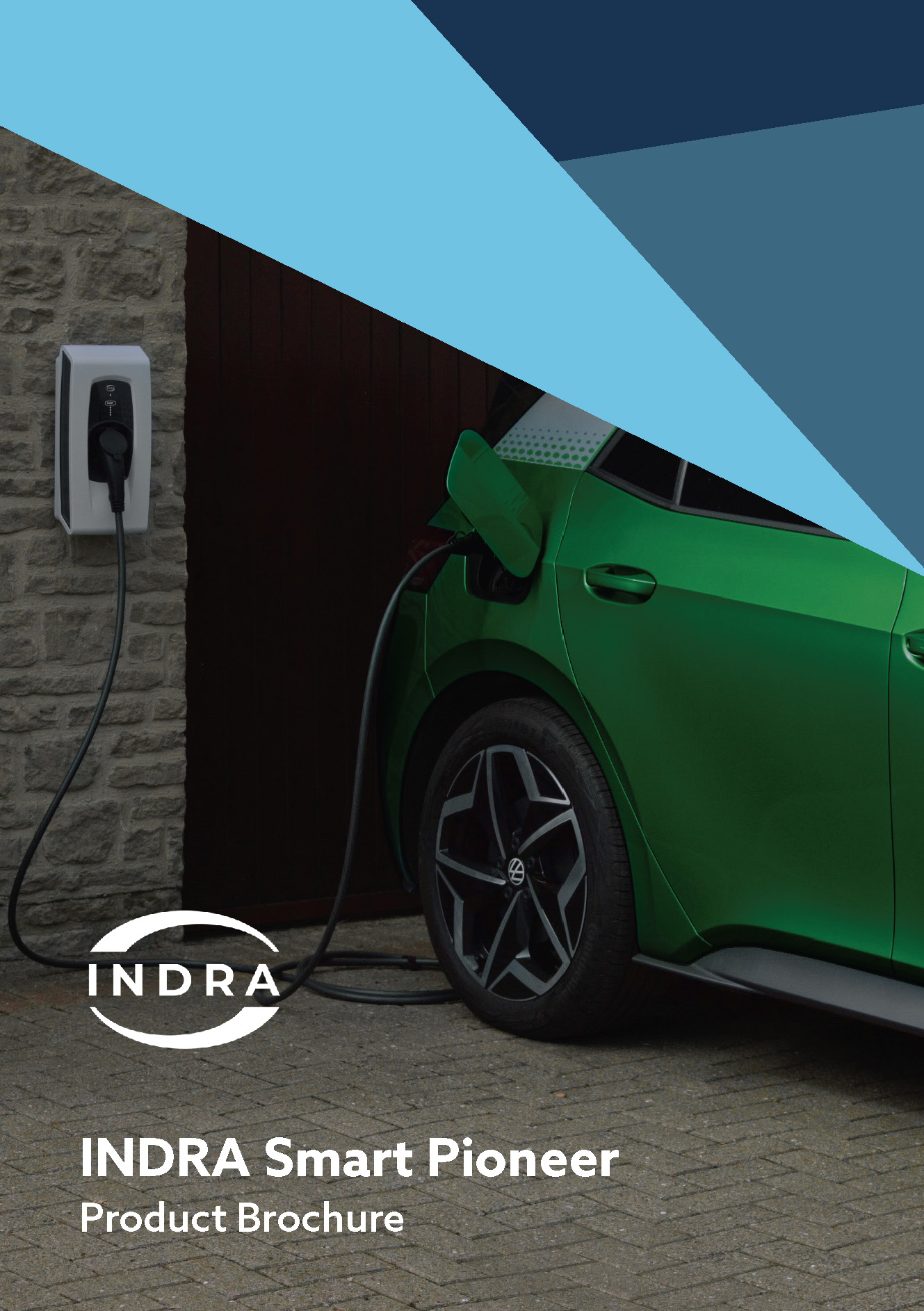 INDRA EV Charger- Smart Pro Vehicle Charger