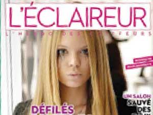 Soins capillaires Daynà dans L'Eclaireur magazine