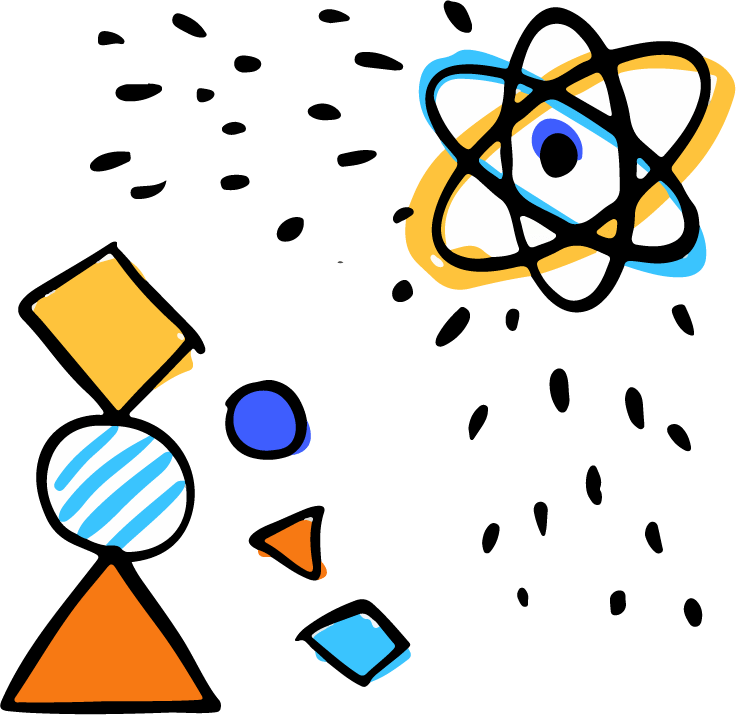 Shapes and Atom