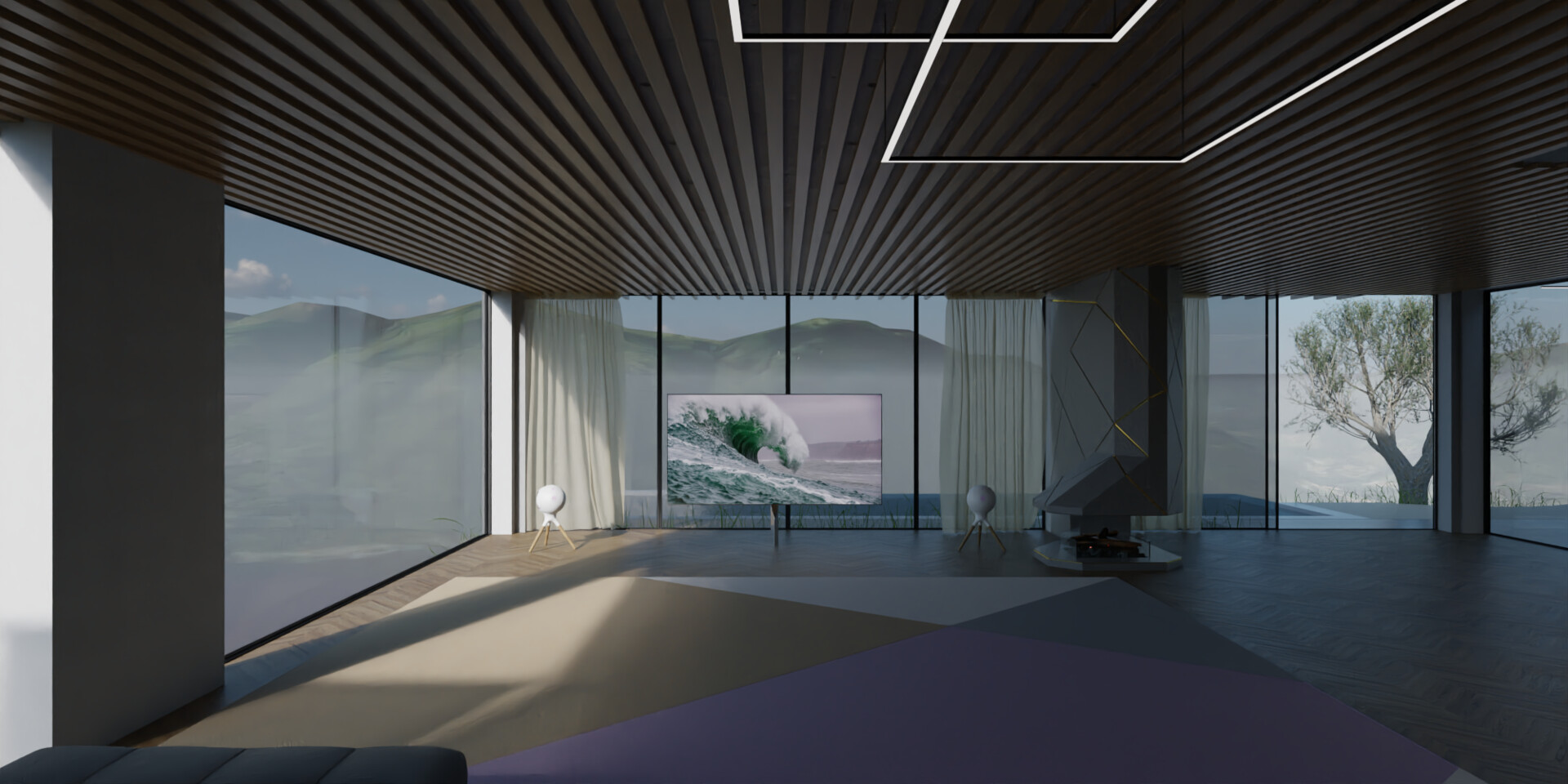 Cliffside House project image