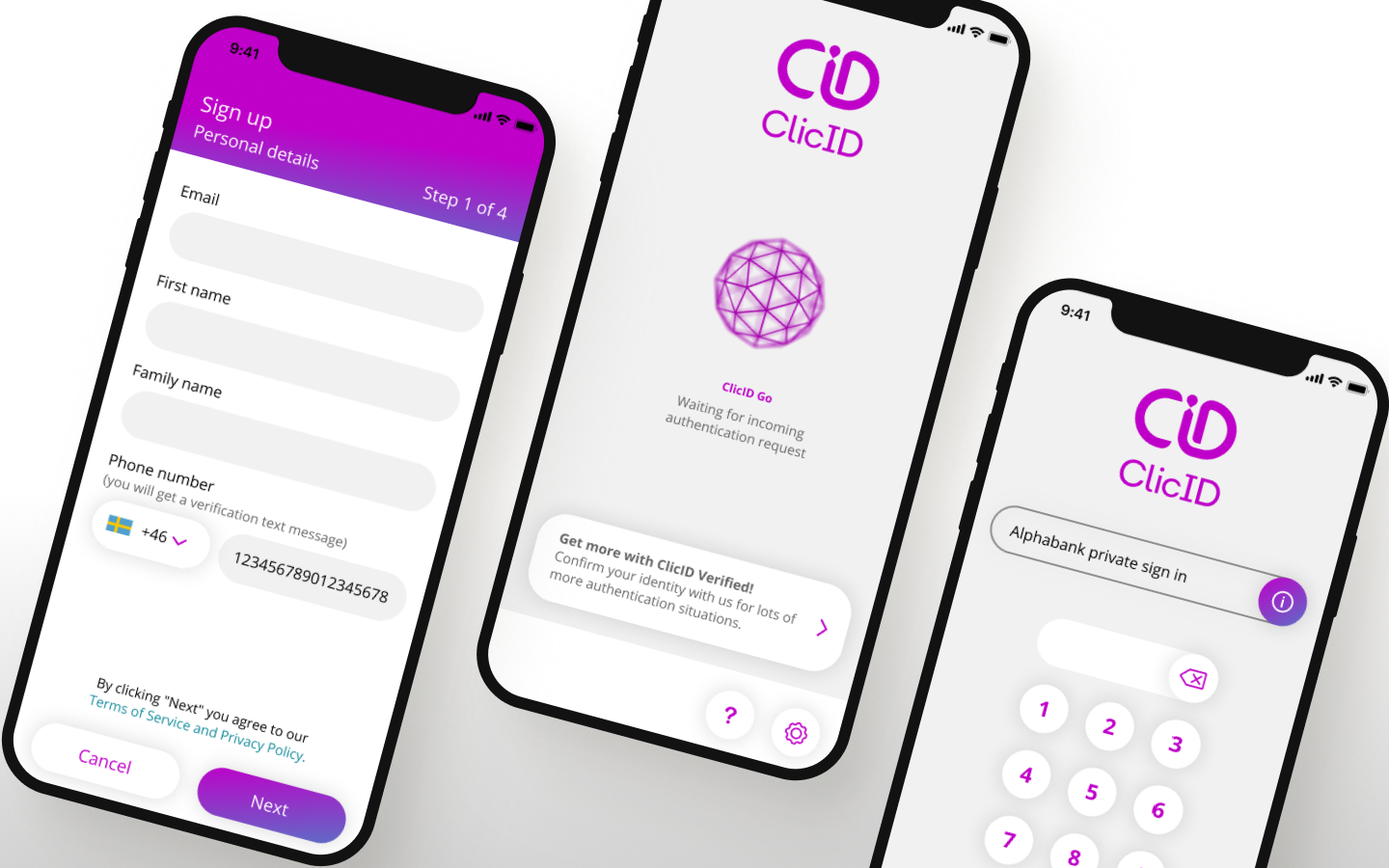 ClickID project image