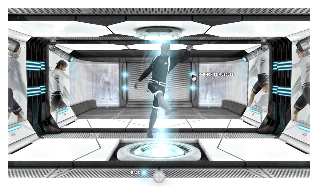 Adidas Techfit project image