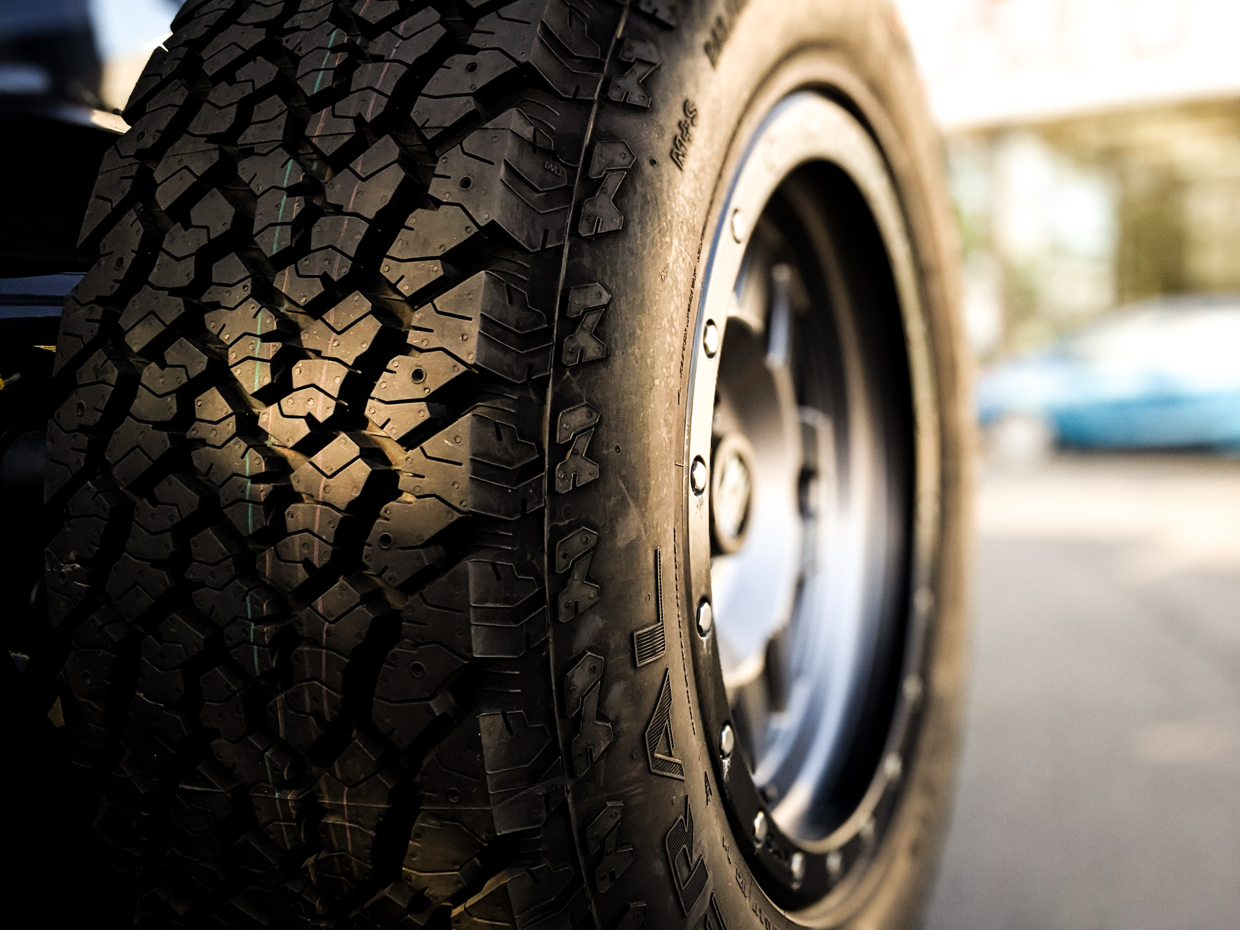 Car Tire Care