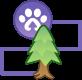 gps tracking icon