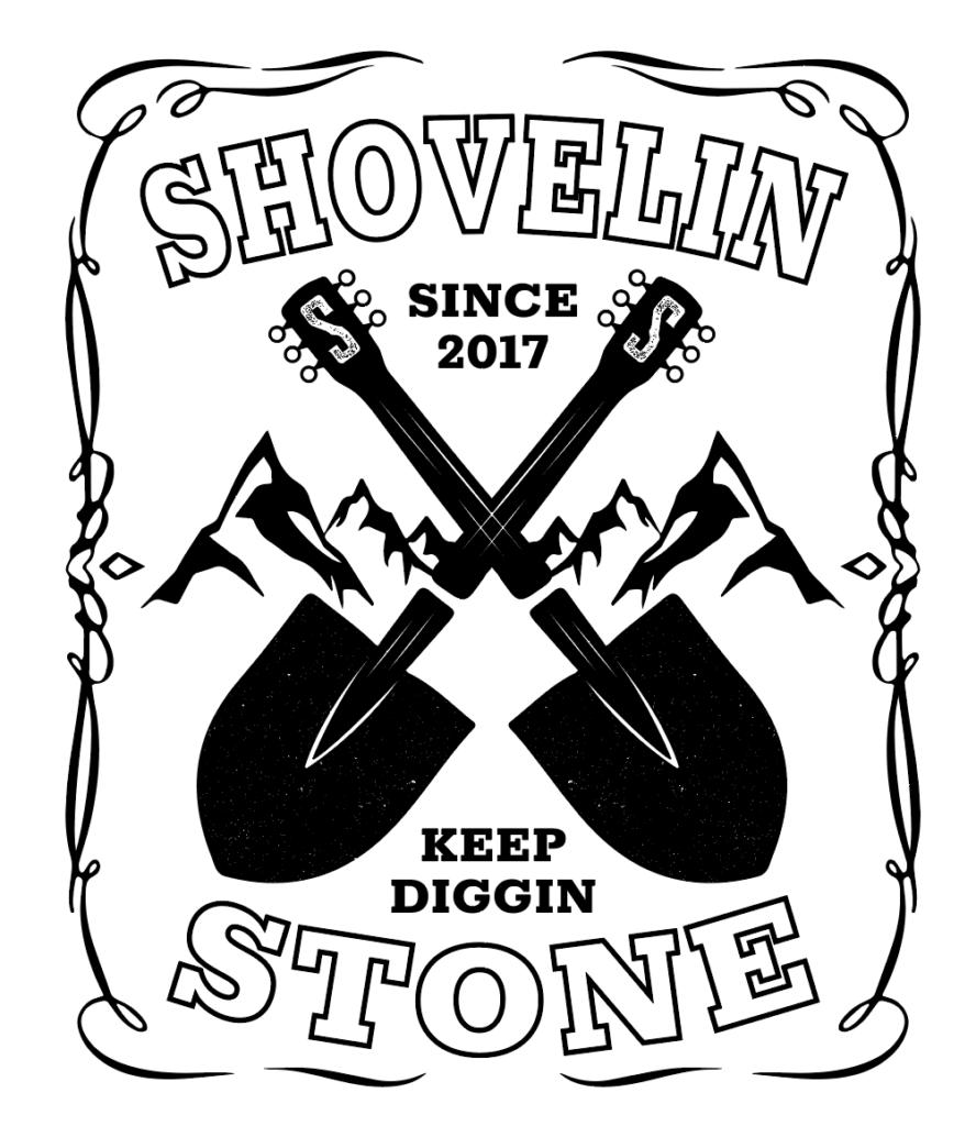Shovelin Stone Artwork 2017