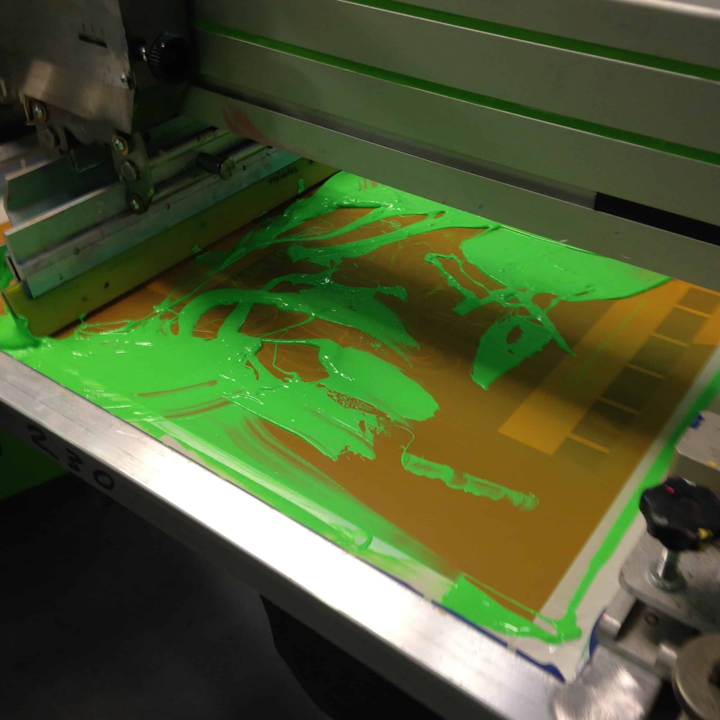 Screen Printing T Shirts in Denver | Superior Ink