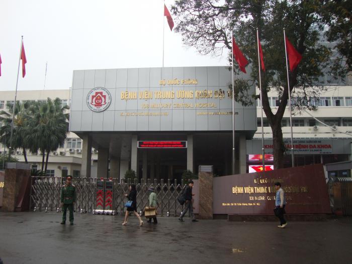 bệnh viện 108