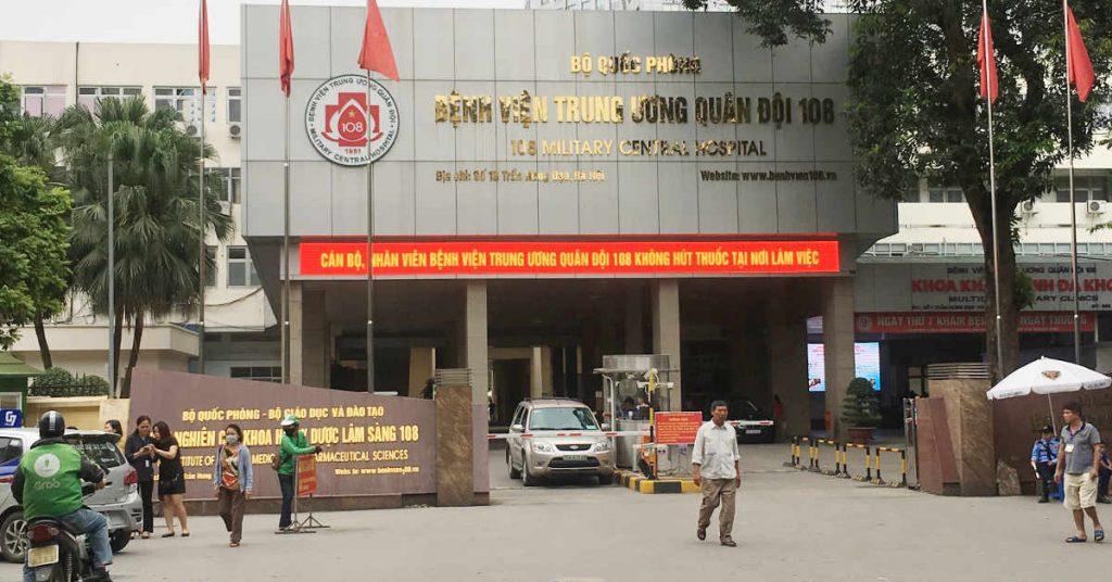 Bệnh viện Trưng ương quân đội 108