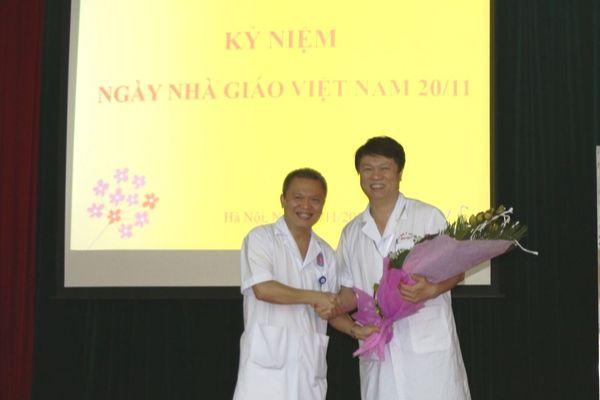 Bác sỹ Nguyễn Quốc Tuấn