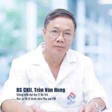 Bác sỹ Trần Văn Hùng