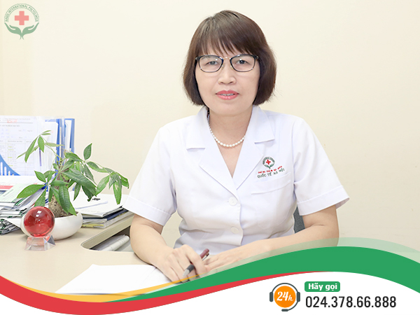 Bác sỹ Nguyễn Thị Phương Loan
