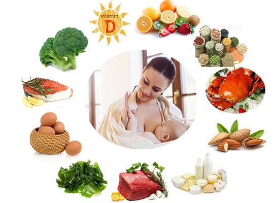 Chế độ ăn sau sinh