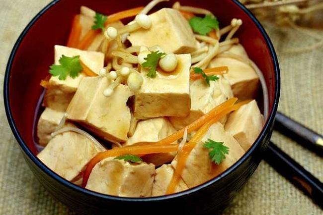 Món ăn từ đậu phụ