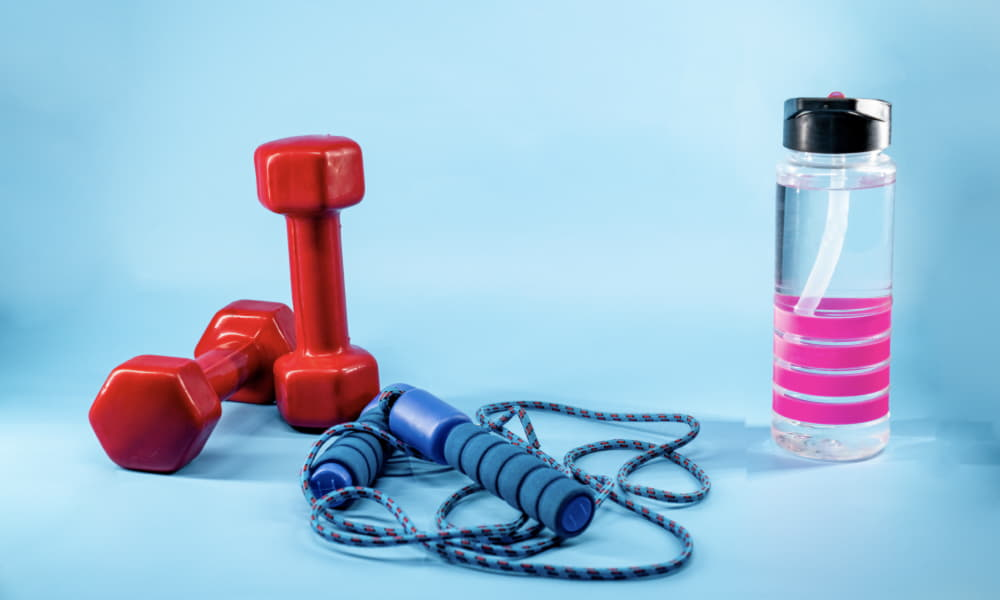 Basic Equipment for home workout