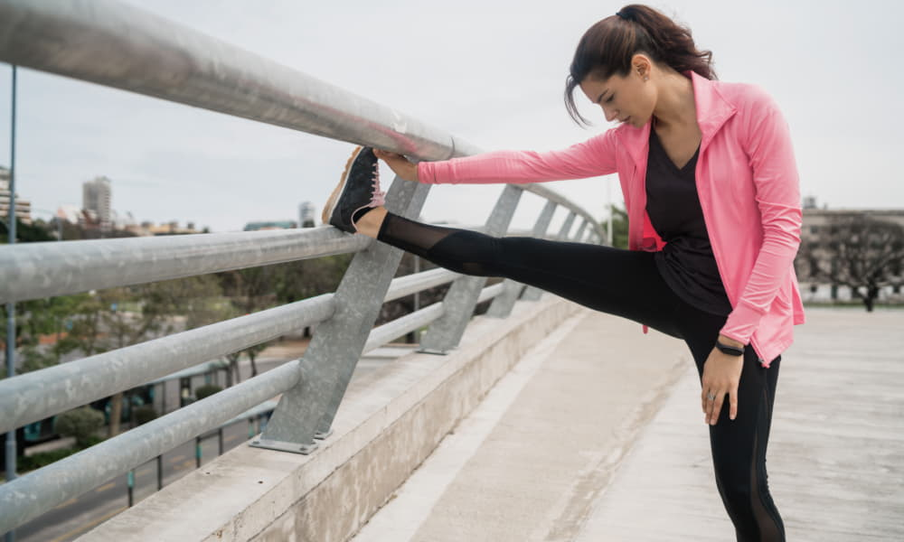 The Best Leg Stretches