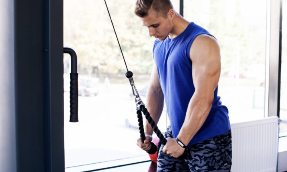 Tricep Pull