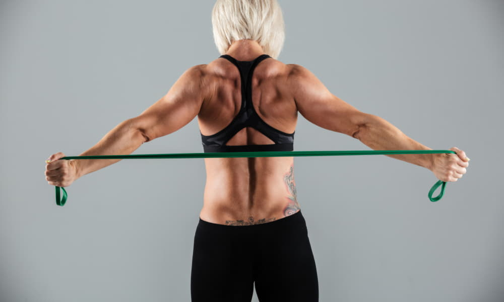 Types of Resistance Band Training