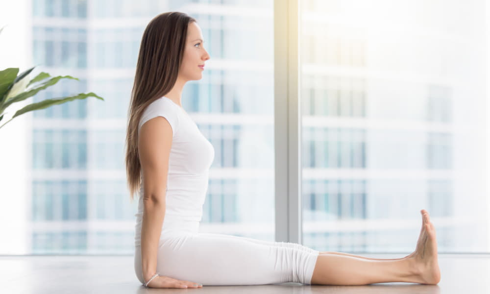 stretch before exercise improves health