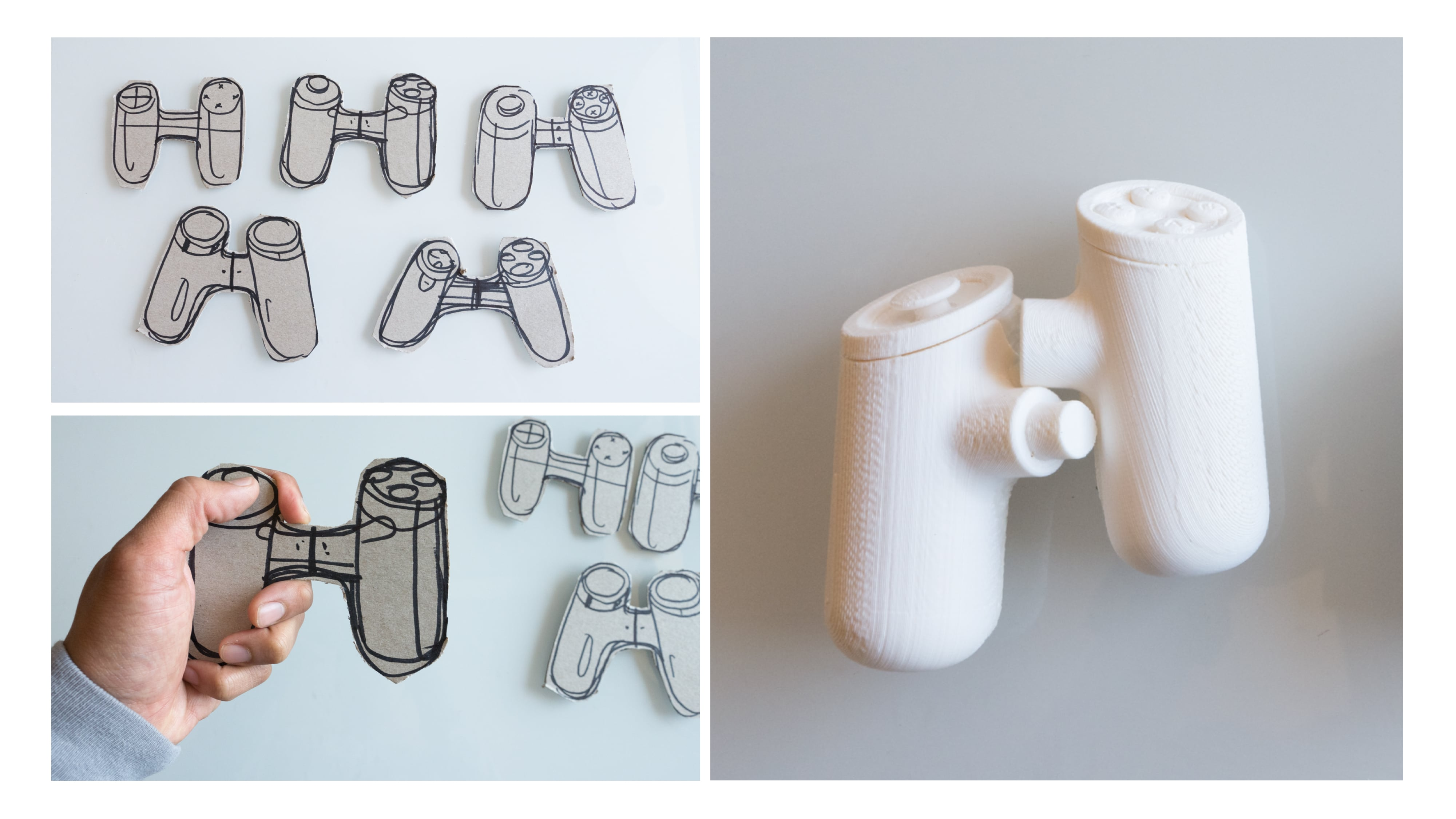 Creative Session's industrial design and branding work.
