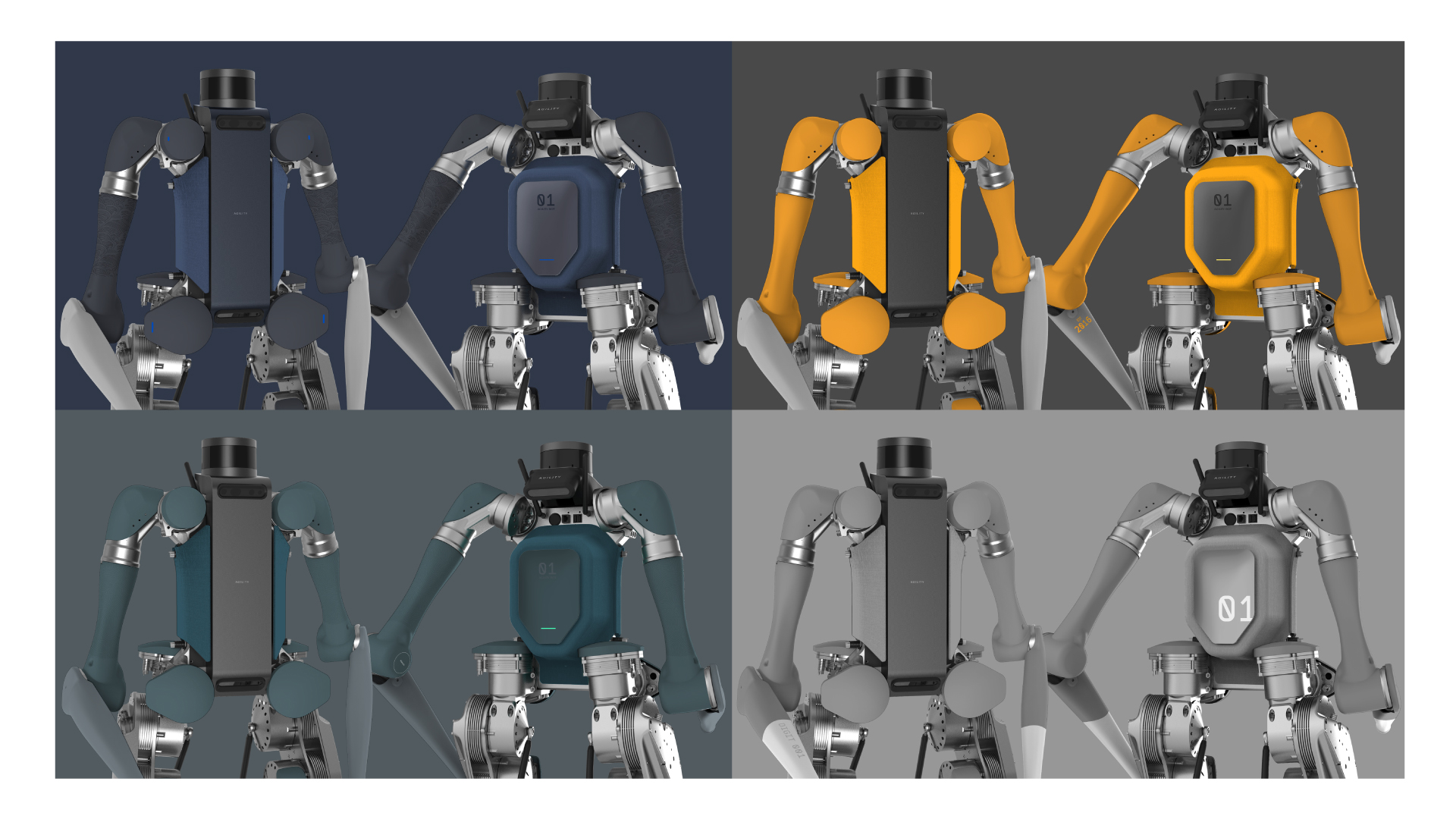 Agility Robot