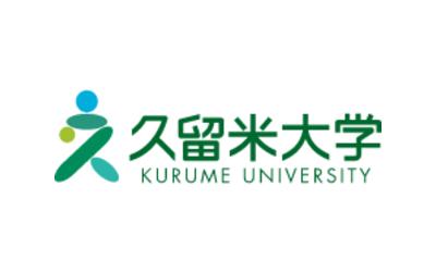 Kurume University logo