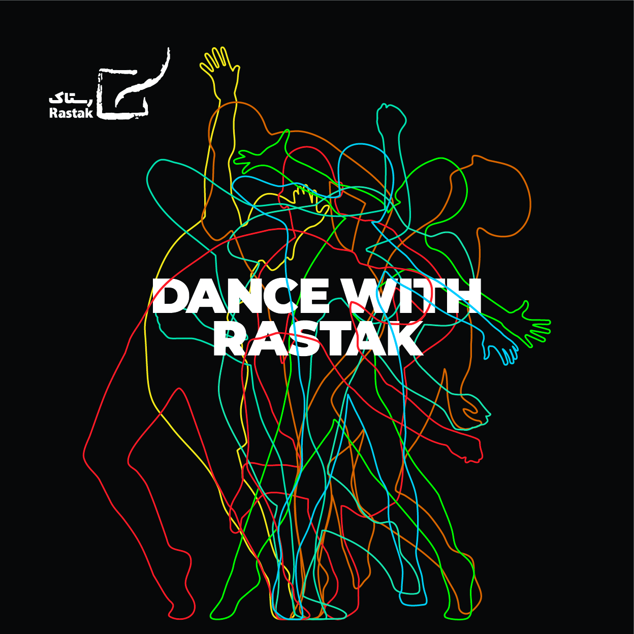 Dance With Rastak Audio Album Cover