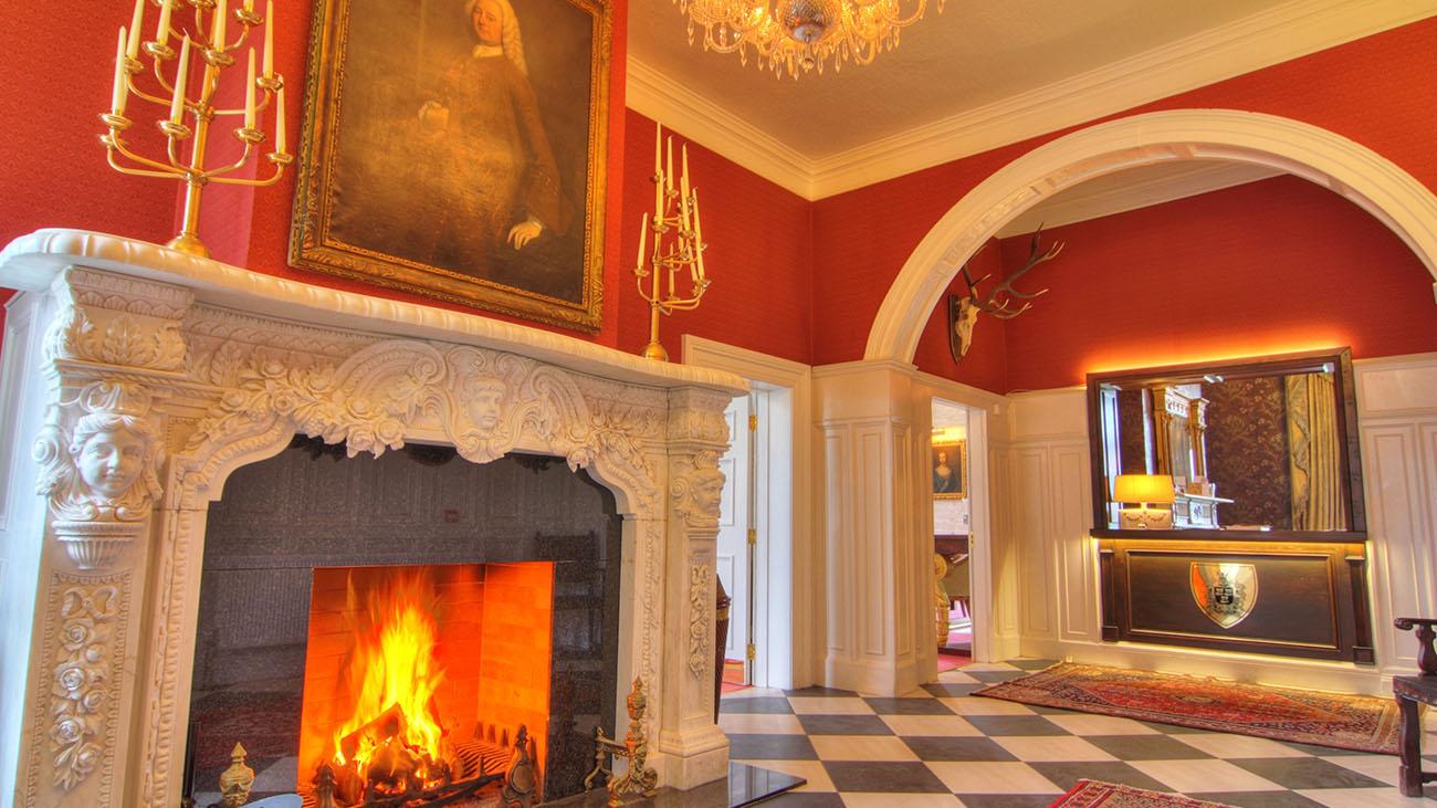Bellingham Castle Reception