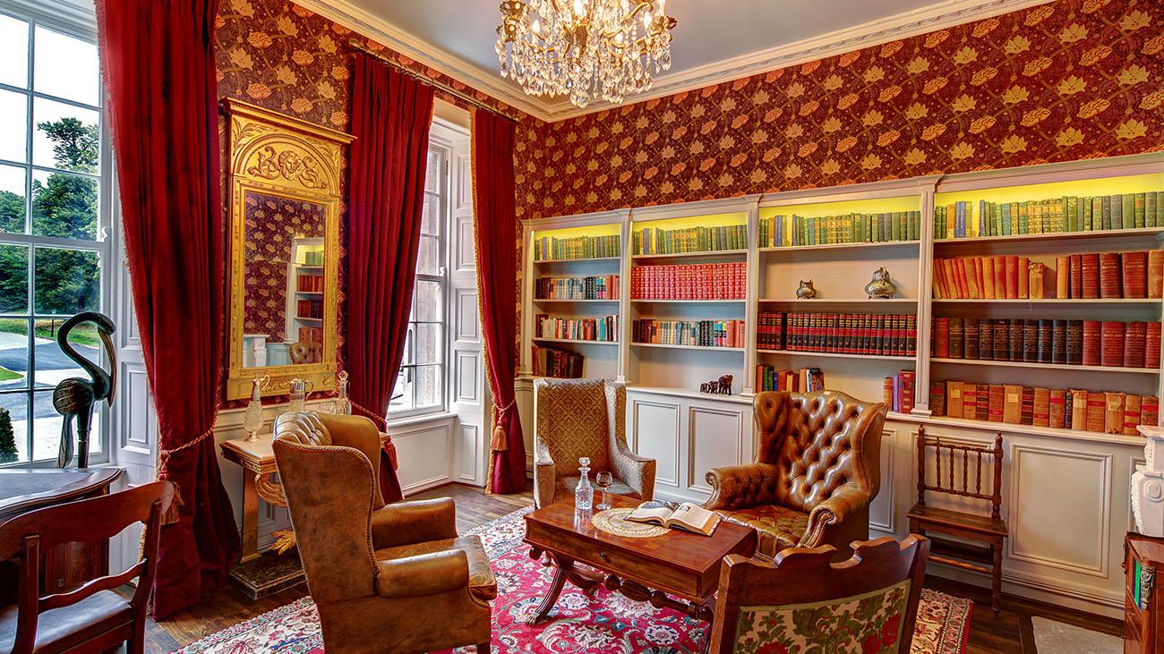 Bellingham Castle Library