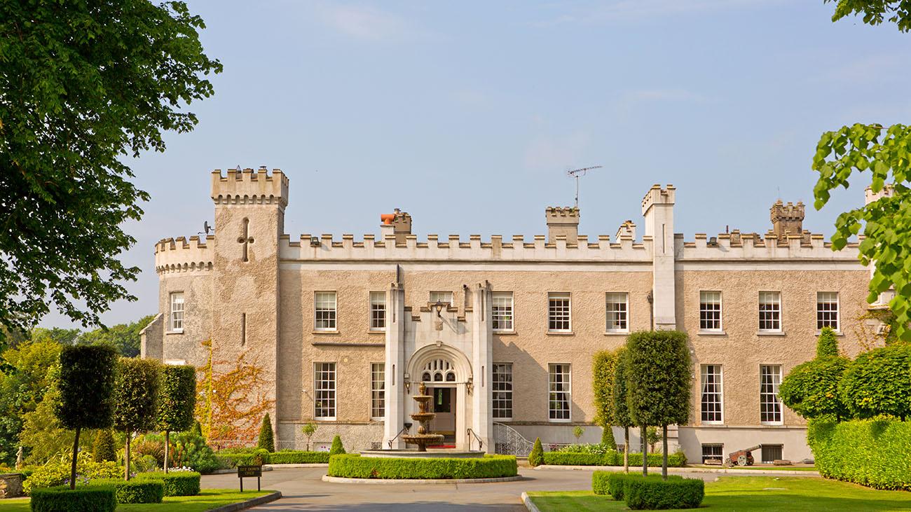 Bellingham Castle Front