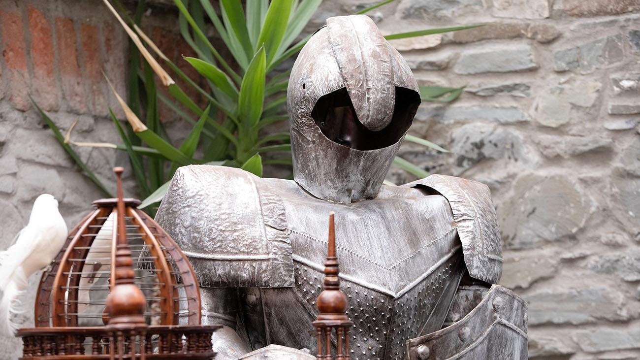 Darver Castle Knight