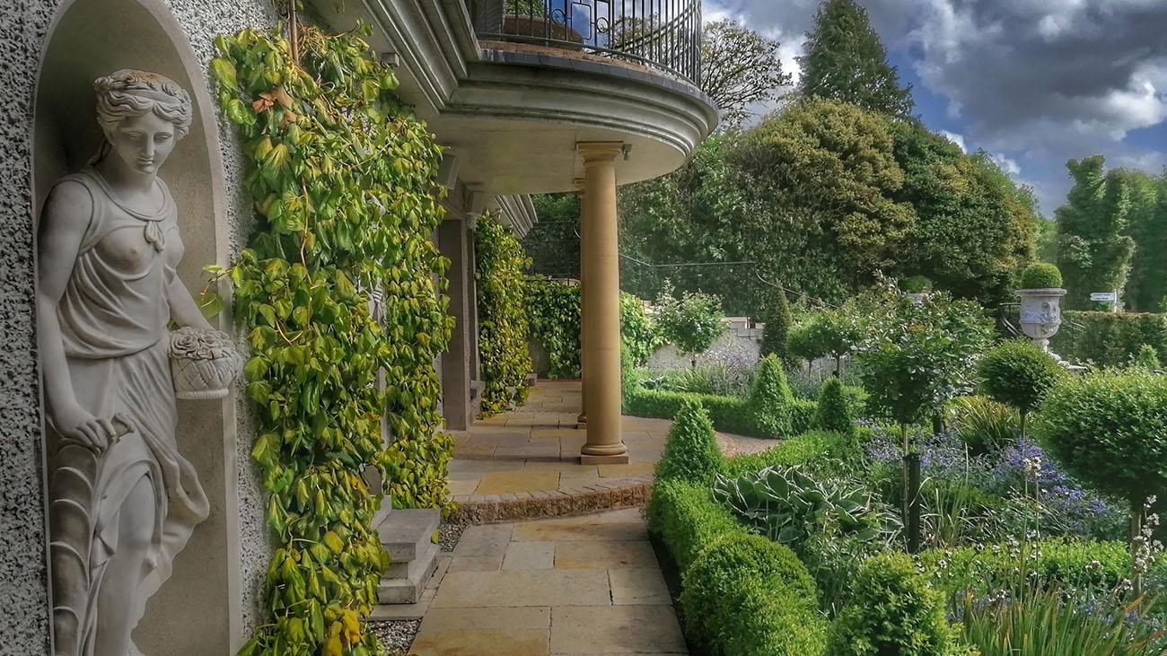 Cabra Castle Gardens