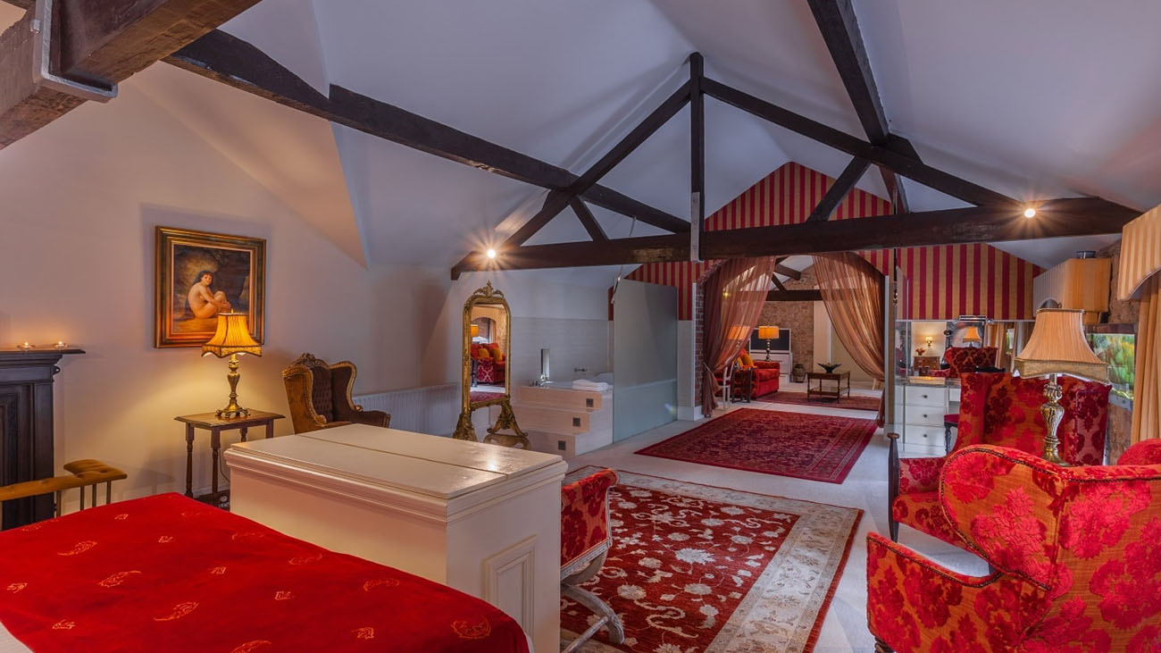 Cabra Castle Bedroom