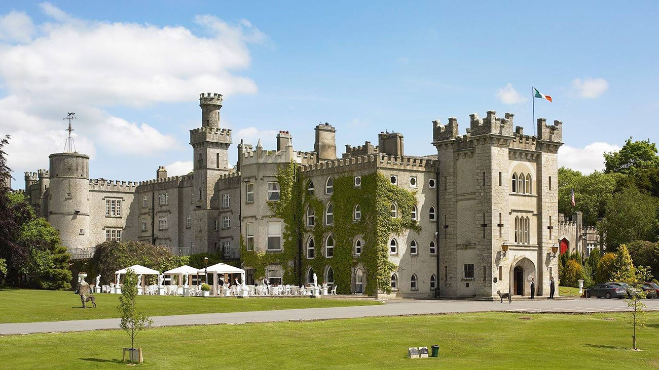 Cabra Castle Front