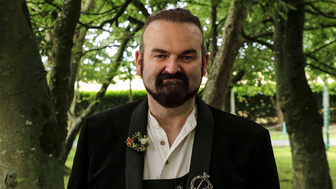 Reverend Keith McCarthy