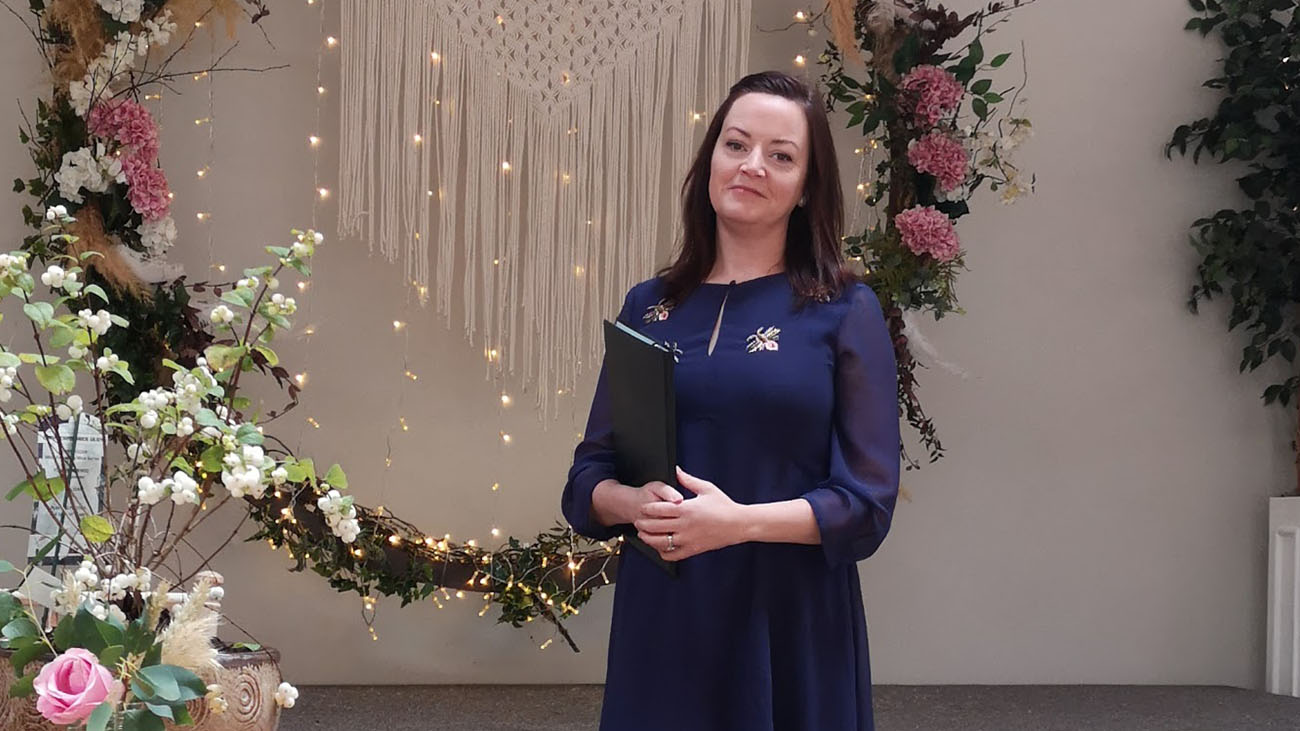 Reverend Gabrielle O'Brien