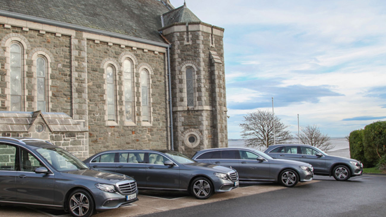 McGeoghs Funeral Directors Hearses and Funeral Cars