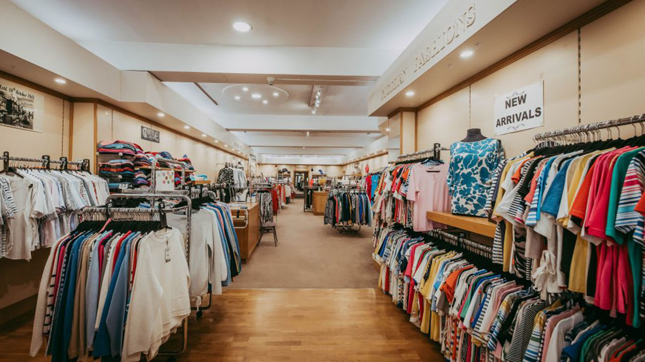 Modern Fashions Store Dundalk