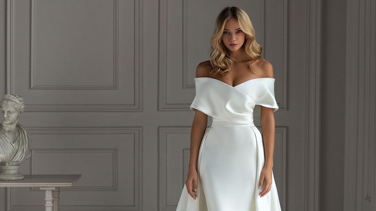 Zadika Bridal Wedding Dress