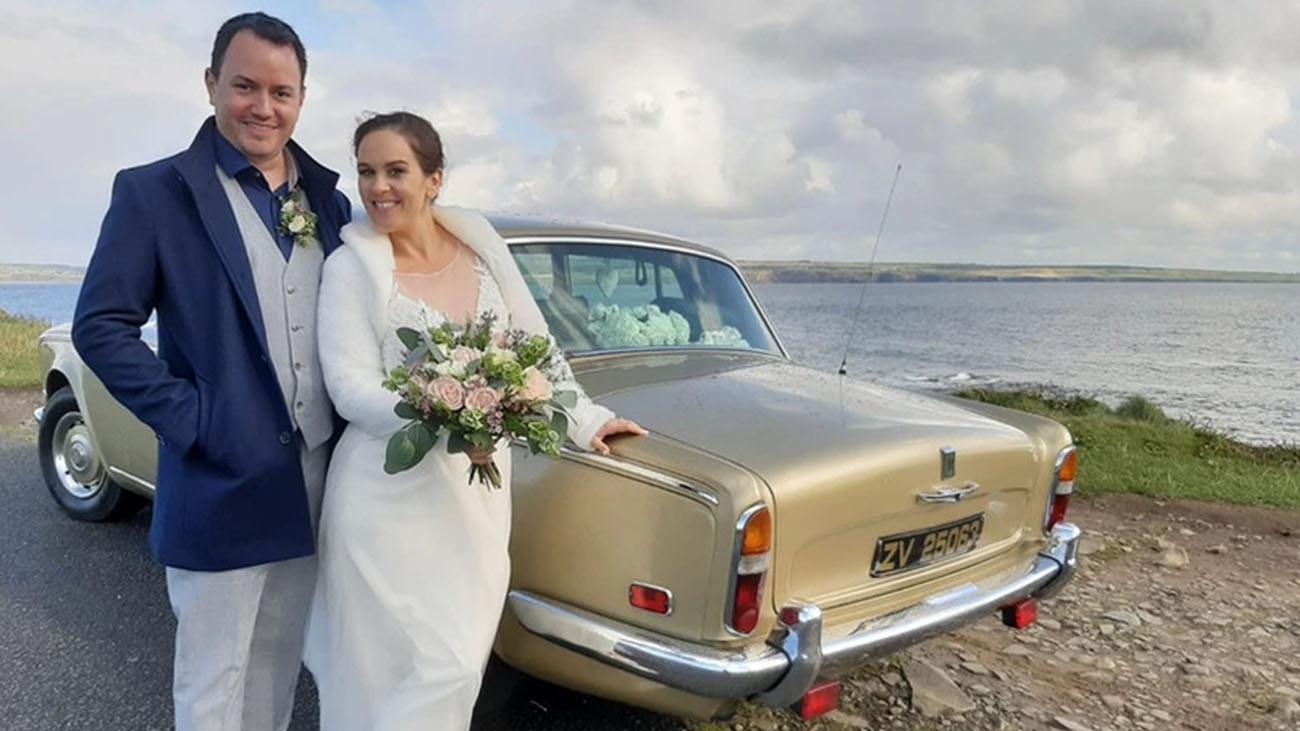 Orga Wedding Car Hire Clare Celebrant Ireland