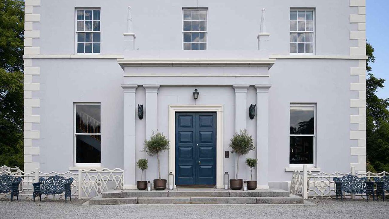 Boyne Hill House Front