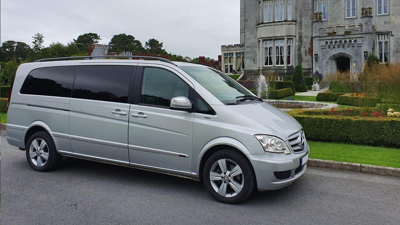 Occasion Cars Wedding Van