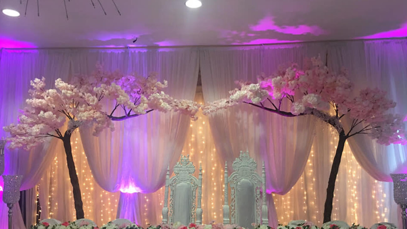 Audrey's Wedding Occasions Decor