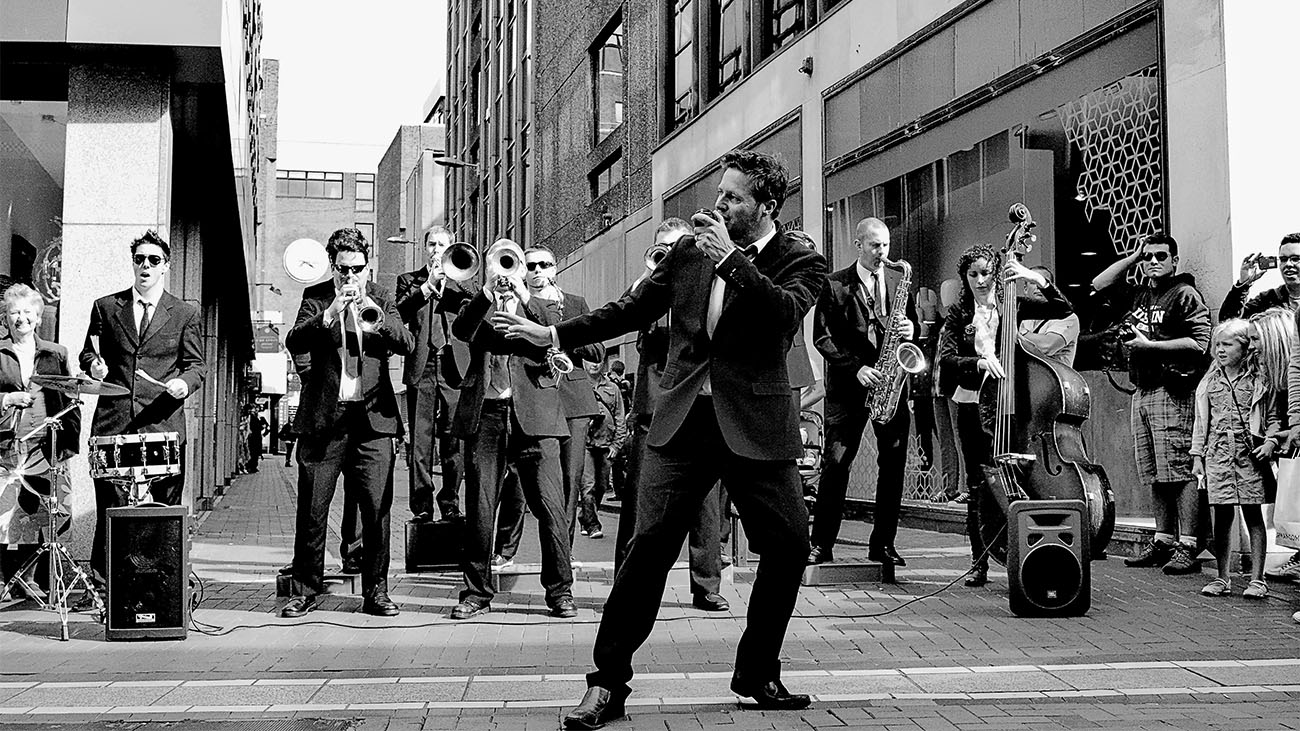 The Connor McKeon Wedding Band