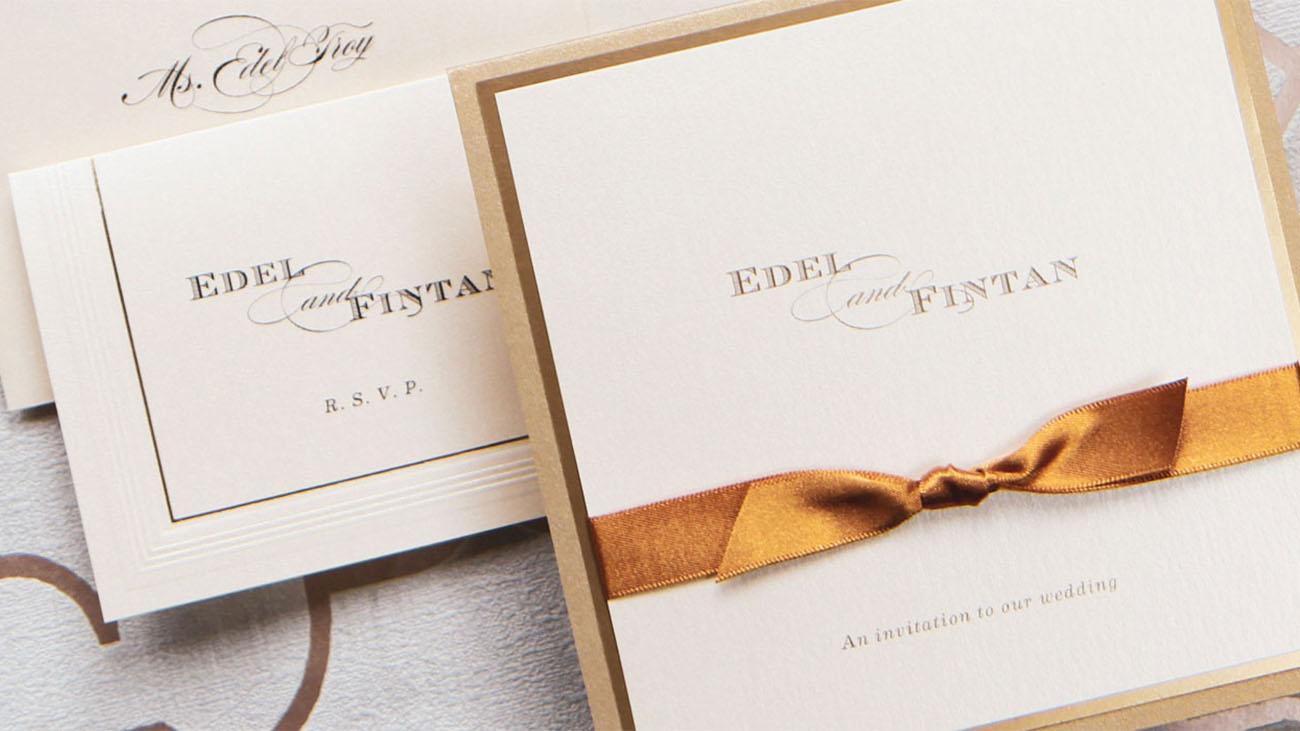 SaveTheDate.ie Wedding Invitations