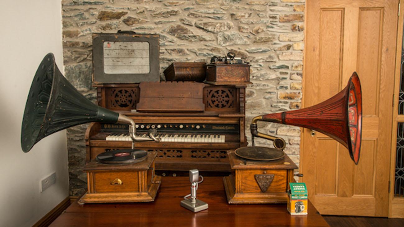 The Gramophone Social