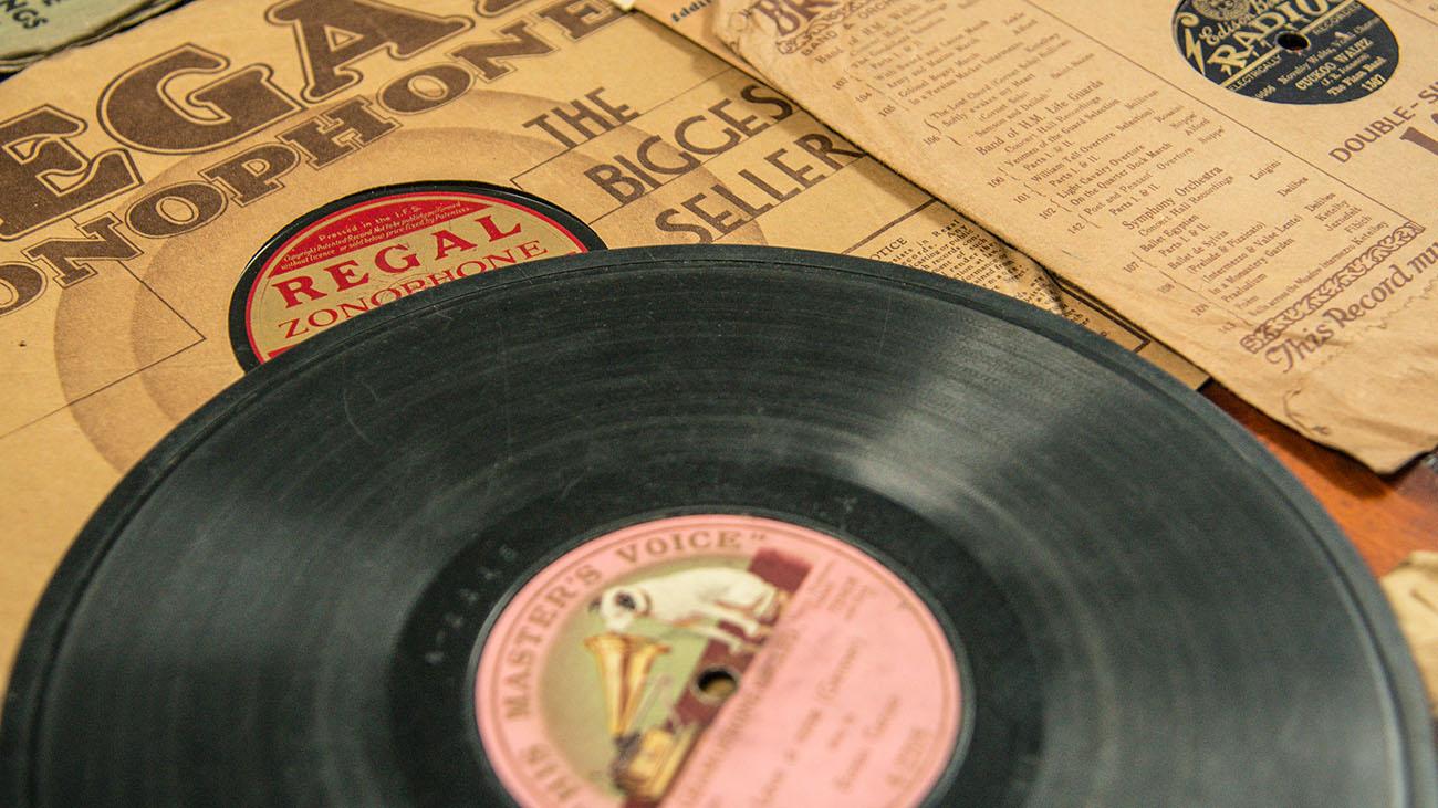 The Gramophone Social Vinyls