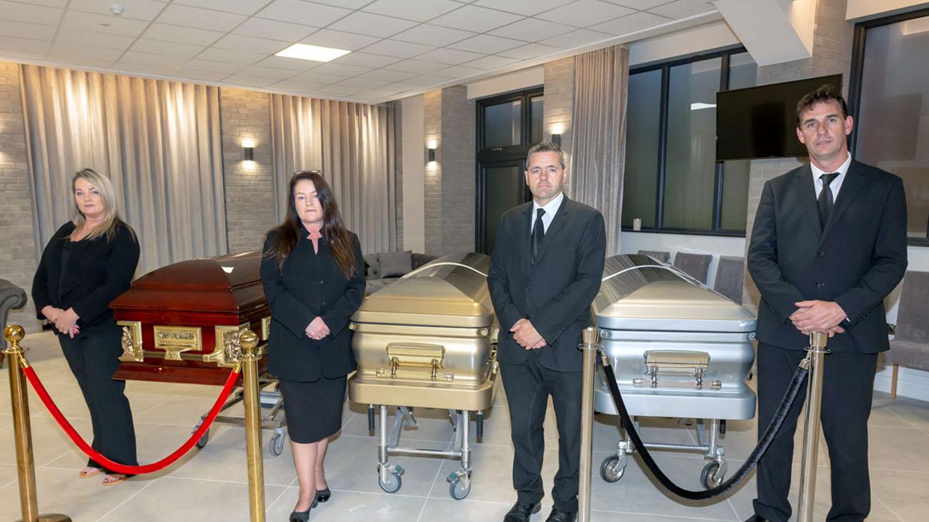 Quinn's Funeral Homes Directors