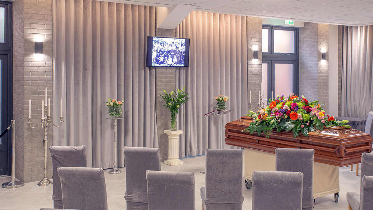 Quinn's Funeral Homes Function Room