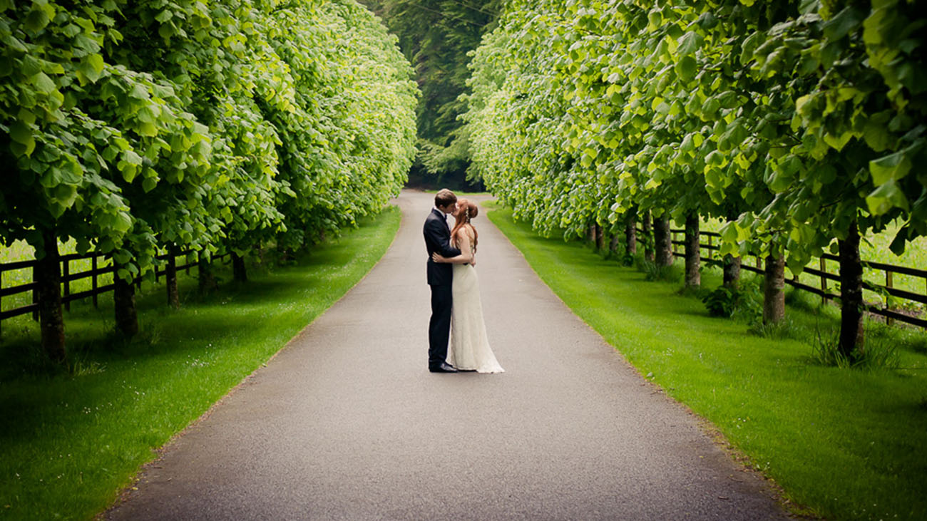 Photographic Memory Bride and Groom