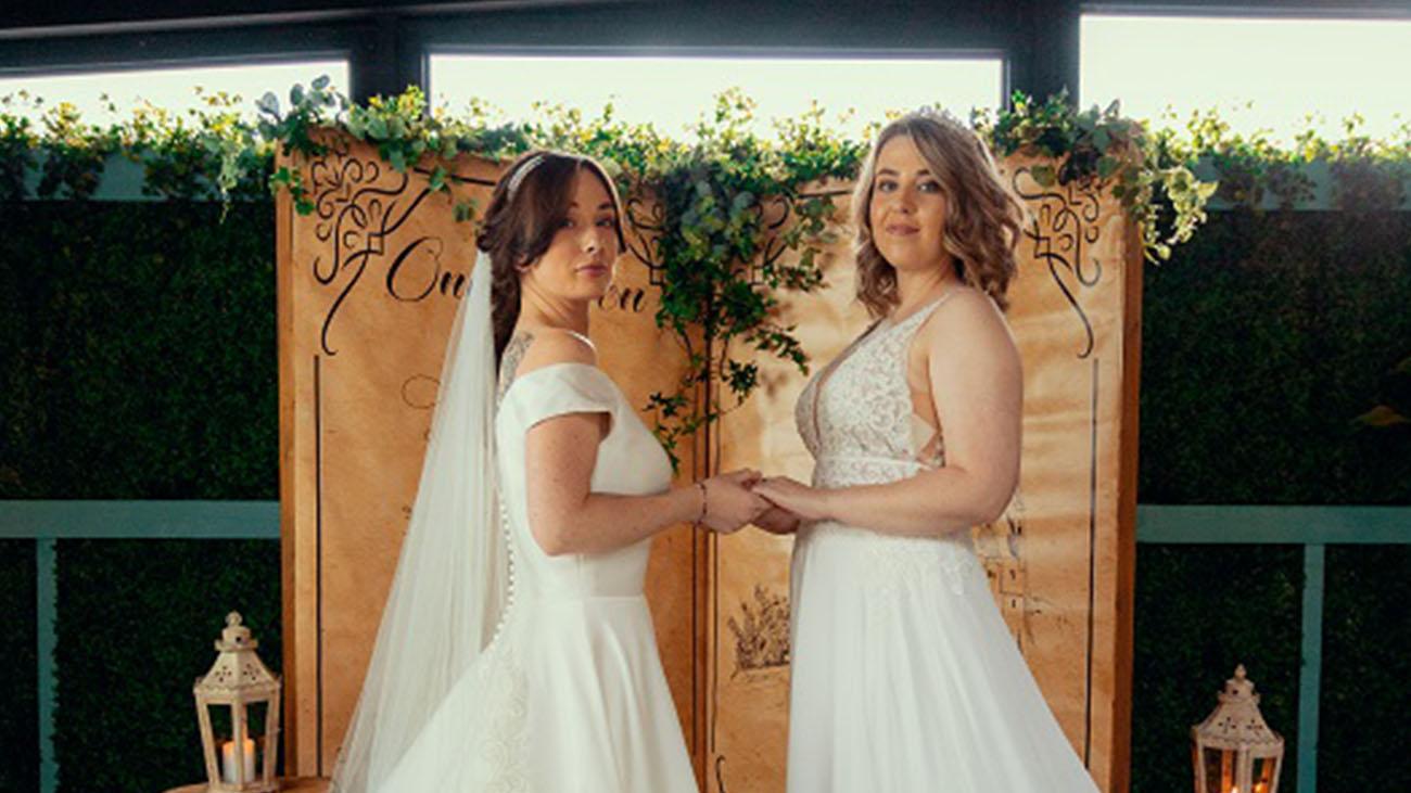 Imperial Hotel Same Sex Brides